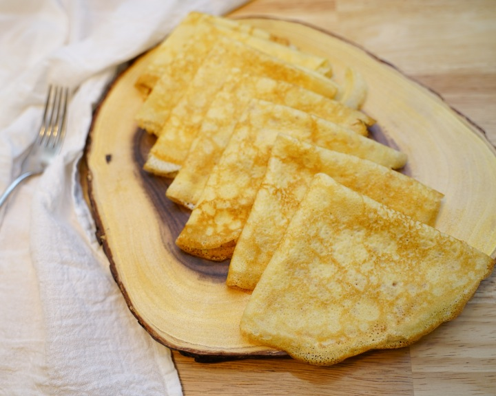 Basic Crepes (VIDEO)