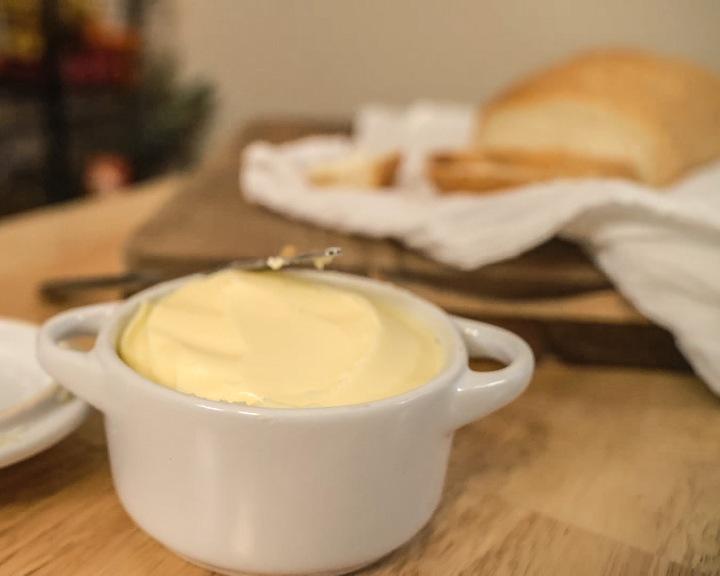 Homemade Butter (VIDEO)