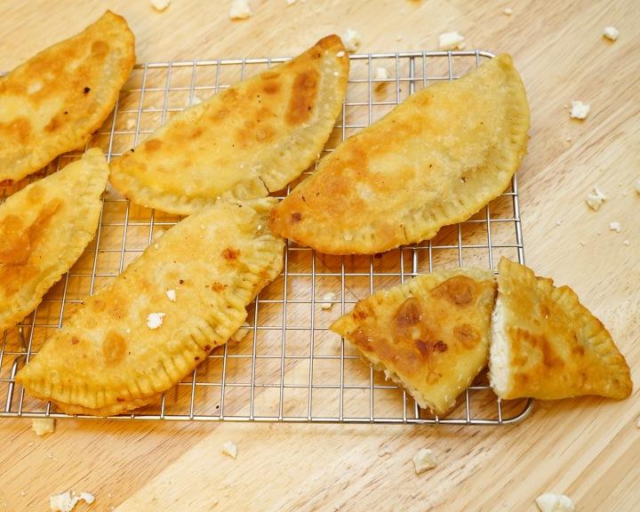 Cheese Chebureki