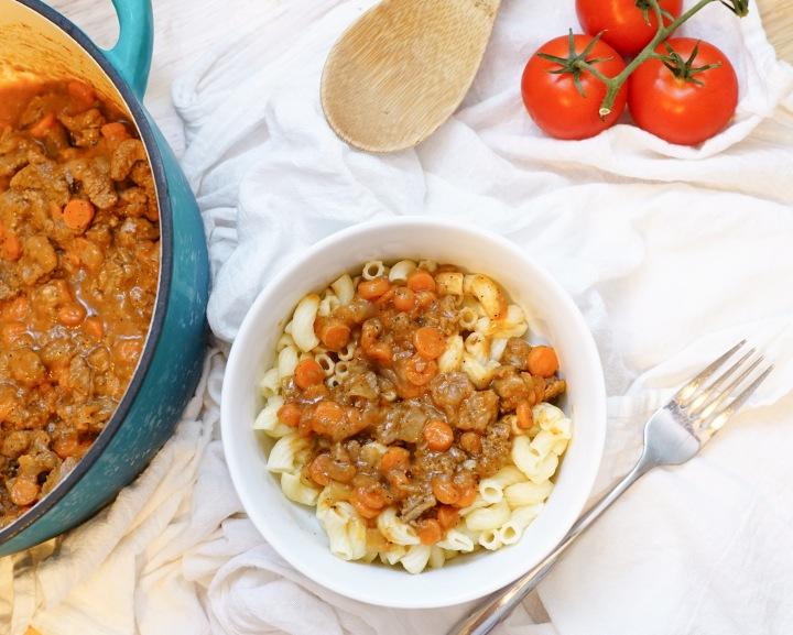 Beef & Vegetable Podliva(Gravy)