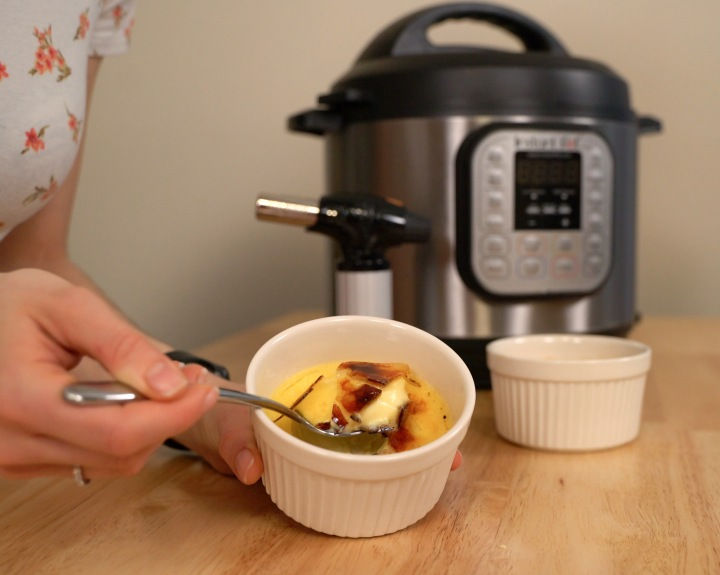 Instant Pot Crème Brûlée(VIDEO)