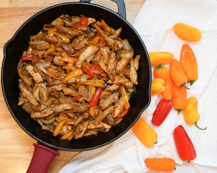 Fajita Lime Chicken