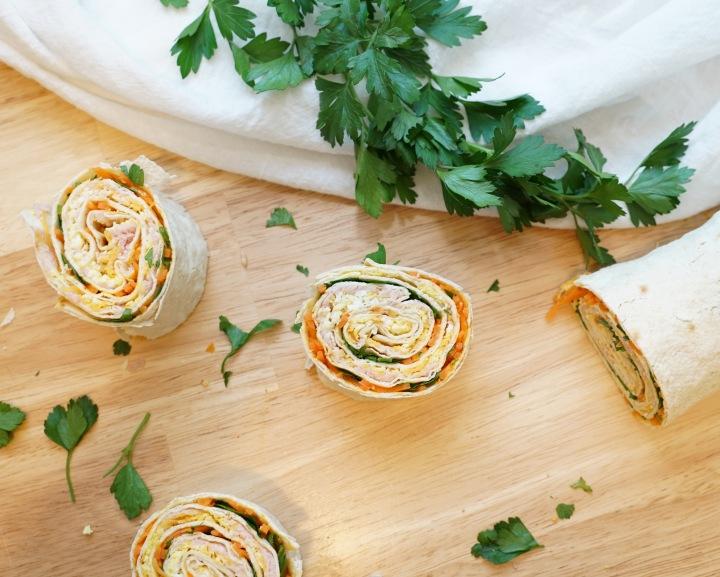 Ham Pinwheels (RollUps)